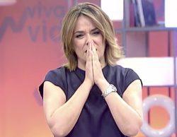 'Viva la vida': Una mujer llora desconsoladamente tras perder 41.000 euros en directo