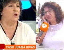 'Espejo Público': Dos mujeres protagonizan un tenso enfrentamiento por el caso de Juana Rivas