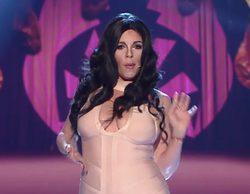 'Me lo dices o me lo cantas': Belinda Washington gana la tercera gala con su parodia de Kim Kardashian