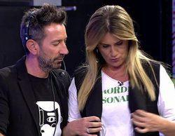 'Sálvame': Carlota Corredera envía un mensaje a los haters a través de su camiseta