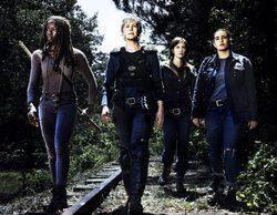 'The Walking Dead': Filtrado un impactante vídeo del rodaje de la explosiva midseason de la serie