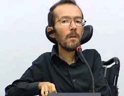 Pablo Echenique se avergüenza del enfrentamiento de Podemos en 'Espejo Público'