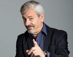 'Little Big Show': Carlos Sobera será el presentador del nuevo buscatalentos infantil de Telecinco