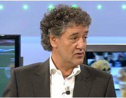 Eurosport se ríe de 'El Chiringuito de Jugones' y la forma de analizar las jugadas de Rafa Guerrero