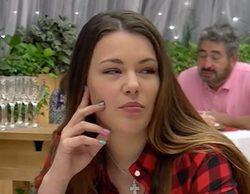 """'First Dates': Laura se despide de Luca de una manera poco convencional: """"A chuparla a Parla"""""""