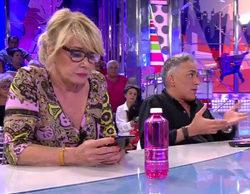 'Sálvame': Mila Ximénez y Kiko Hernández reconocen que hay presentadores que han ejercido la prostitución