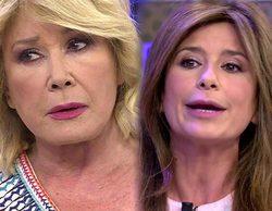 'Salvame': Mila Ximénez y Gema López se enzarzan por culpa de Rosa Benito que ya prepara su vuelta a Telecinco