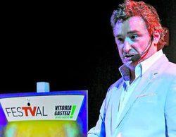 Joseba Fiestras, director del FesTVal, se marca como reto conseguir la vuelta de Mediaset