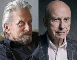 Michael Douglas y Alan Arkin protagonizarán 'The Kominsky Method', la nueva comedia de Chuck Lorre en Netflix