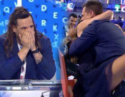 Paz Padilla se arranca las extensiones en 'Pasapalabra' por el amor de Christian Gálvez