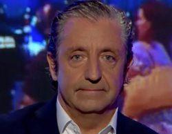 """Josep Pedrerol ('El chiringuito'), se emociona en directo por el atentado: """"Tenemos el corazón encogido"""""""