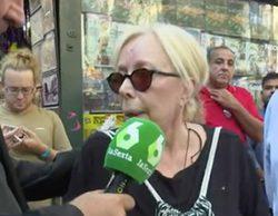 """Desgarrador testimonio de Rosa María Sardà tras el atentado: """"Debemos sacar esa valentía que casi no tenemos"""""""