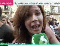 """Las redes aplauden a Mamen Mendizábal por su comentario tras el atentado: """"Las cosas por su nombre"""""""