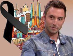 Måns Zelmerlöw, ganador de Eurovisión 2015, rinde homenaje a Barcelona tras el atentado con un tema inédito