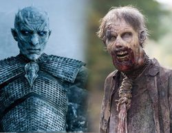 Así es el peculiar crossover entre 'The Walking Dead' y 'Juego de Tronos'  tras el 7x06 de la ficción de HBO