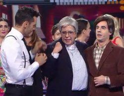 'Me lo dices o me lo cantas': David Carrillo y Belinda Washington ganan la gala imitando a Felipe González