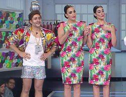 'Me lo dices o me lo cantas' sorprende con imitaciones de Mila Ximénez, Esperanza Gracia o Cristina Rodríguez
