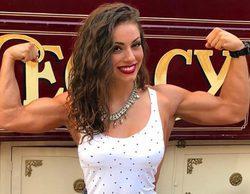 Niedziela ('GH16') engaña a las redes sociales con una fotografía falsa de sus bíceps
