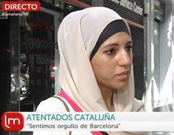 'La mañana de La 1': Las redes se indignan por las polémicas preguntas a una chica musulmana