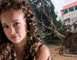 """Tessa ('OT 2'), víctima del tifón de Macao: """"Vi cómo una casa desaparecía delante de mí"""""""