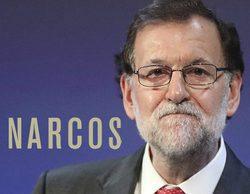 """Netflix también trolea a Rajoy en Twitter con su campaña de 'Narcos': """"Tú también sé fuerte"""""""