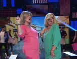'Me lo dices o me lo cantas': Terelu Campos y Carmen Borrego se cuelan en la final de programa