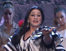 'Me lo dices o me lo cantas': Álex Forriols sorprende con su imitación de Isabel Pantoja en la gala final