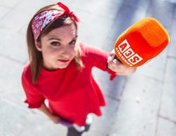 María Zamora se convierte en 'La chica de la series' en el nuevo programa de Atreseries