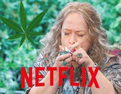 Netflix vende distintas variedades de marihuana para promocionar 'Disjointed' y el resto de sus series
