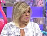 Terelu Campos estalla en 'Sálvame' contra Kiko Matamoros tras la pullita sobre su papel como presentadora