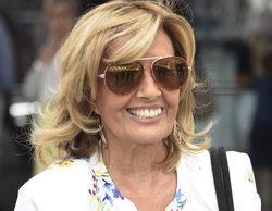 María Teresa Campos desmiente que vaya a presentar un programa de debate en Telecinco