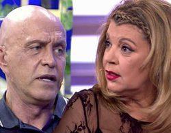 """Kiko Matamoros lanza un zasca a Terelu Campos: """"En vez de venir a 'Deluxe' deberías ir al psicólogo"""""""