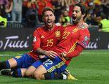 El partido clasificatorio España-Italia arrasa en La 1 con un 44,8% de share y 5,6 millones de espectadores