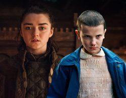 Eleven ('Stranger Things') y Arya ('Juego de Tronos') protagonizan un inesperado crossover