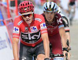 La Vuelta a España domina las temáticas TDT con un 4,6% en Teledeporte y 'LQSA' sigue imbatible (3,7%) en FDF