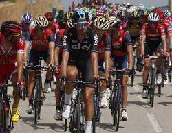 La Vuelta a España, único espacio de no ficción que se cuela entre lo más visto
