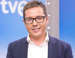 'Los desayunos de TVE' comienzan la temporada con un fallo técnico en el regreso de Sergio Martín