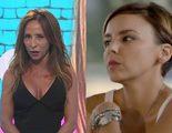 María Patiño critica, en 'Socialité', la reacción de Chenoa tras recibir una cobra de peluche en un concierto