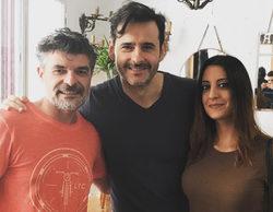 'La que se avecina': Luis Miguel Seguí y Nacho Guerreros protagonizan un entrañable reencuentro