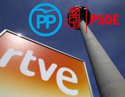 PP y PSOE pactan el nuevo Consejo de RTVE sin contar con el resto de partidos políticos