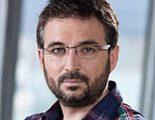 La entidad independentista Súmate difunde un cartel de Jordi Évole en referencia a los atentados de Barcelona