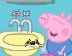 """'Peppa Pig': Australia retira por segunda vez un episodio que enseña que """"las arañas no son peligrosas"""""""
