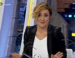 Pablo Motos confunde a Cristina Pardo con Pilar Rubio en su estreno en 'El Hormiguero'