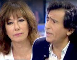 Ana Rosa Quintana se indigna en directo con Arcadi Espada por defender al exmarido de Juana Rivas