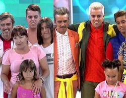 La familia que fue a 'Cámbiame' y terminó vestida de Paloma Urban Fashion se hace viral