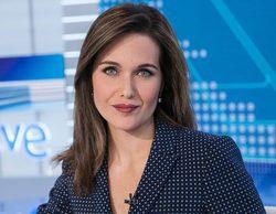 Una reportera de TVE denuncia una agresión en directo mientras informaba del proceso independentista