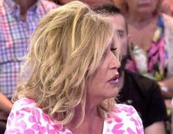"""Lydia Lozano, en 'Sábado deluxe': """"Miguel Poveda dejó 75 mil euros a Isabel Pantoja y no se los ha devuelto"""""""