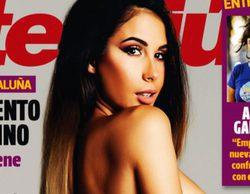 Lara Ruiz, ex del presentador de 'A cara de perro', se desnuda en Interviú