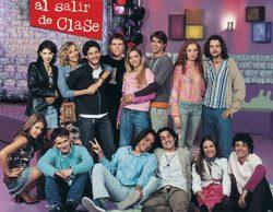 'Al salir de clase': El reparto de la mítica serie vuelve a reencontrarse por su 20º aniversario