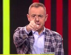 Jordi González recibe un zasca tras querer dejar mal a Cristina Tárrega por decir una palabra que existe